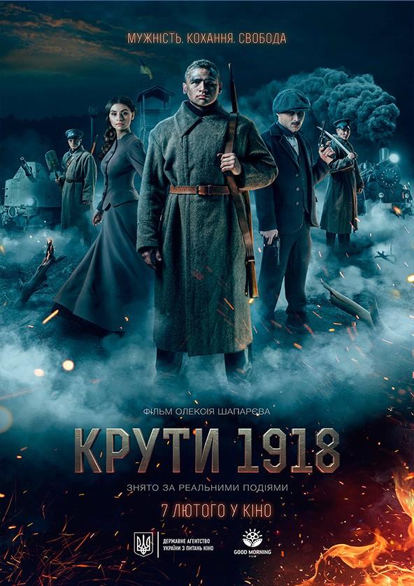 Билеты Крути 1918