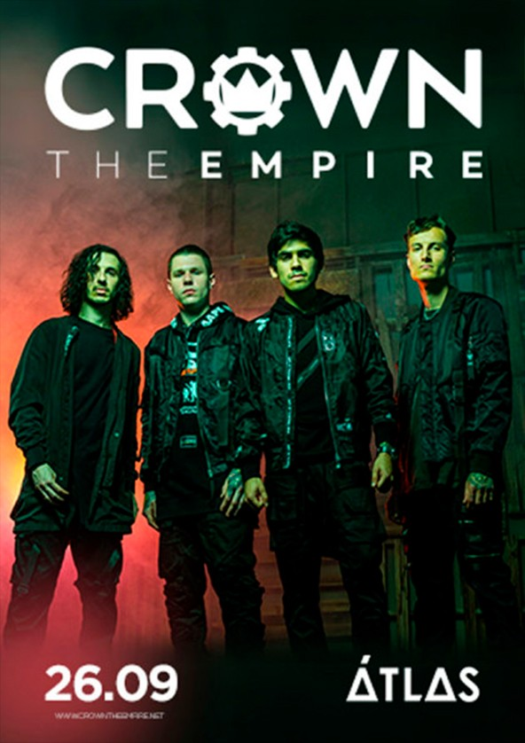 Билеты Crown the Empire