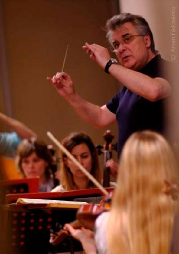 Билеты Симфонічний оркестр НФУ, ХІМАРІ ЙОШІМУРА (скрипка) Японія