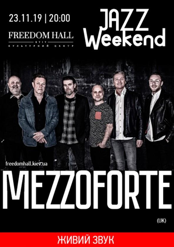 Билеты MEZZOFORTE