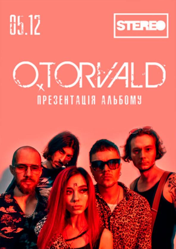 Билеты O.Torvald