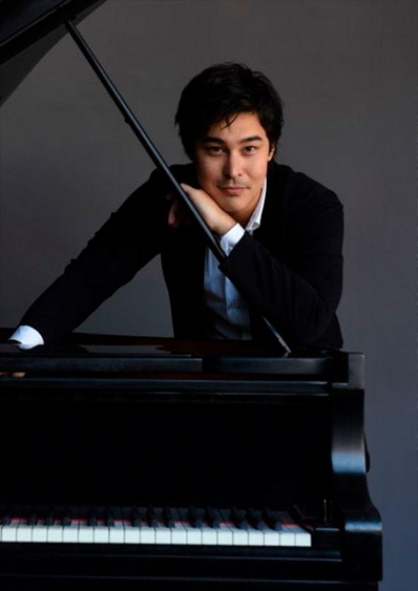 Билеты ВІДКРИТТЯ СЕЗОНУ. КРІСТОФЕР ПАРК (фортепіано) Німеччина