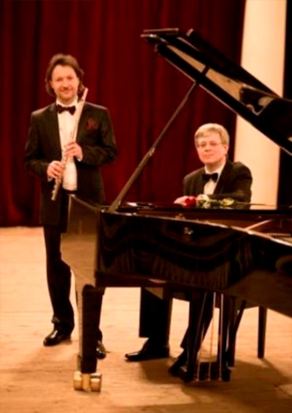 Билеты Г.Ф.ГЕНДЕЛЬ. 12 сонат для флейти і клавіру
