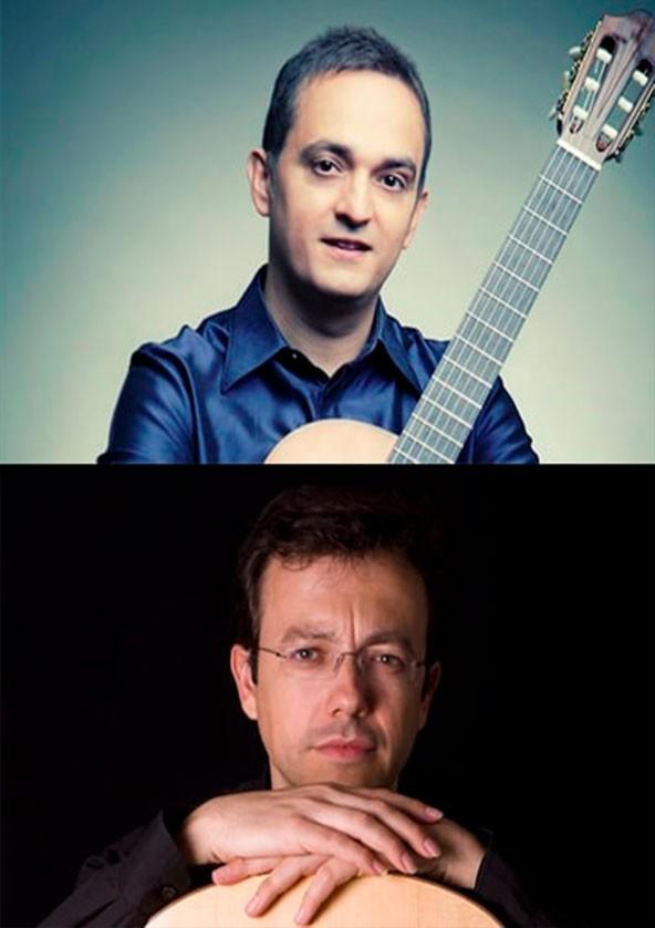 Билеты Дует гітаристів «Севілья»
