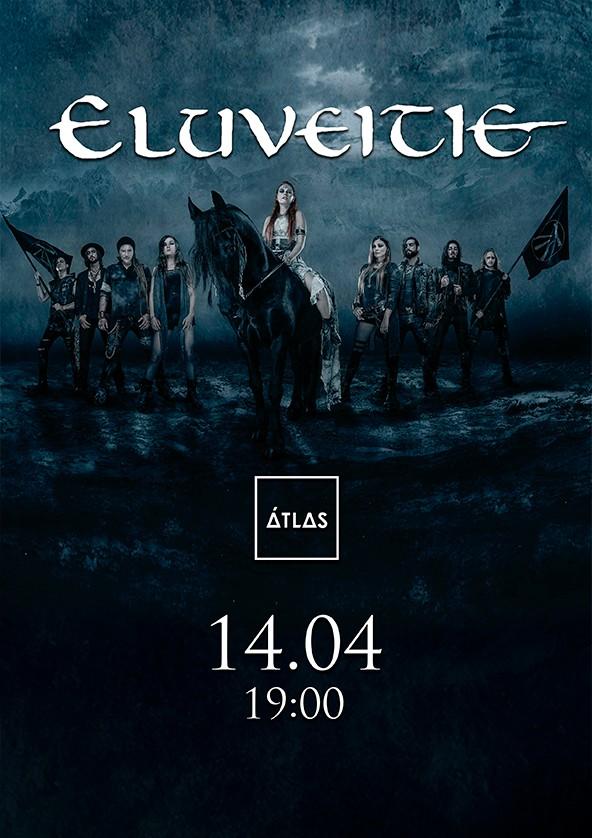 Билеты Eluveitie