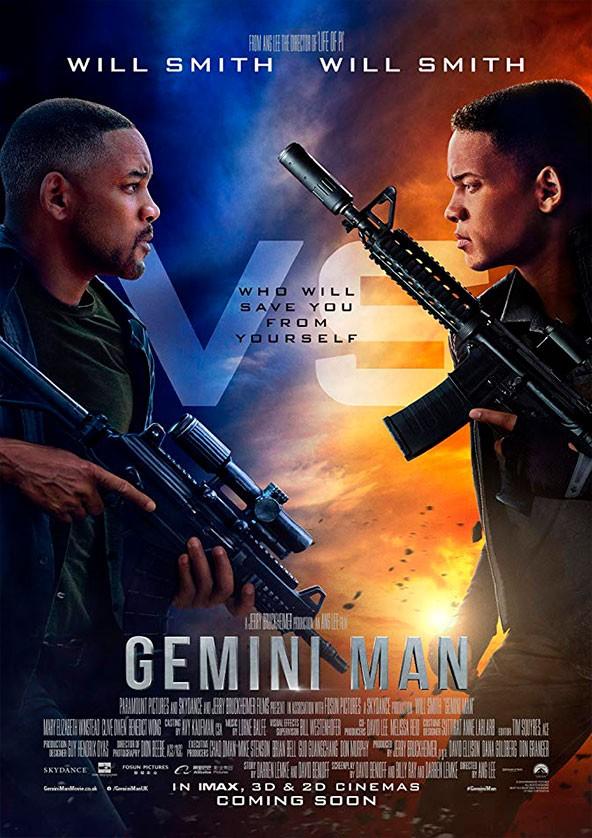 Билеты Gemini Man 3D HFR (original version)*