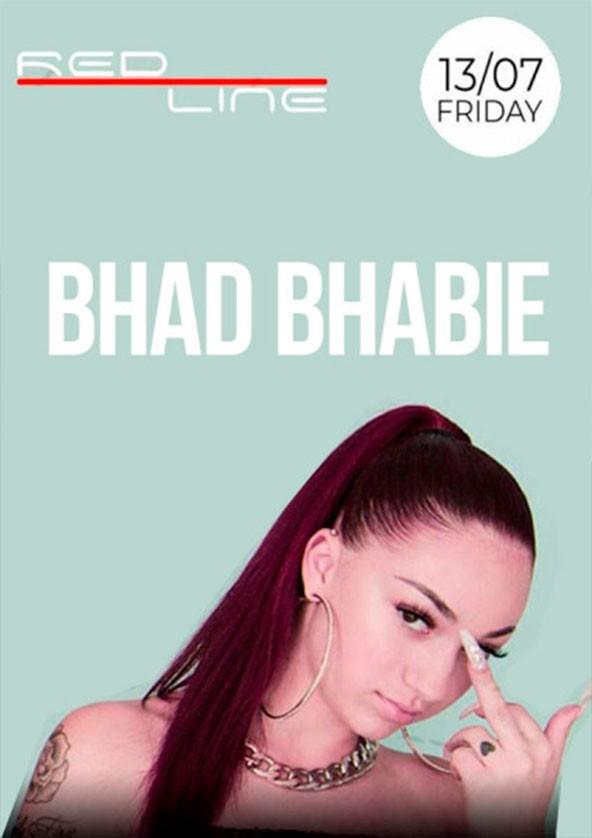 Билеты Bhad Bhabie
