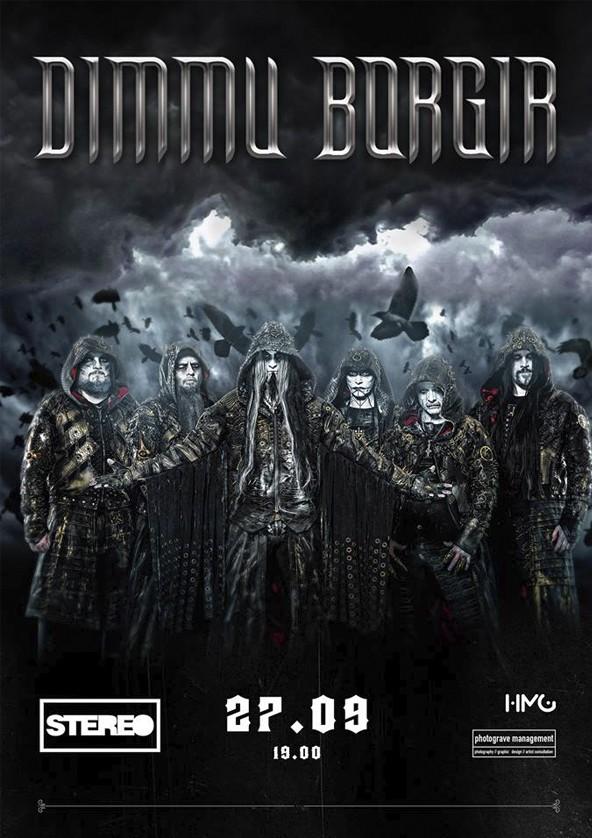 Билеты Dimmu Borgir