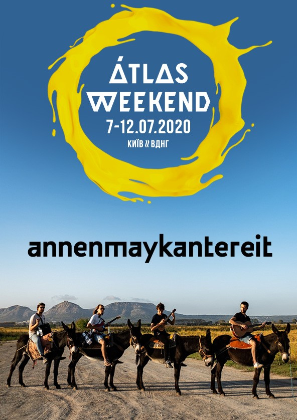 Билеты AnnenMayKantereit