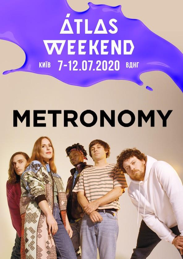 Билеты Metronomy