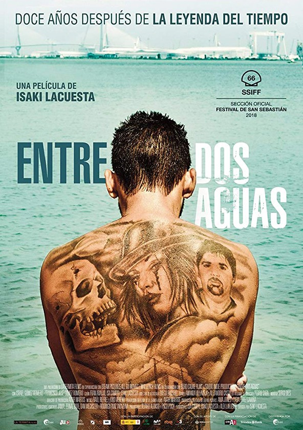 Билеты Між двома водами / Entre dos aguas (FF)