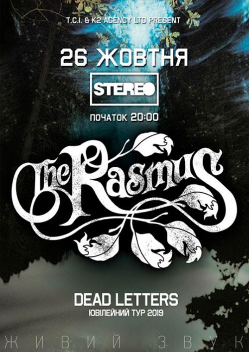 Билеты The Rasmus