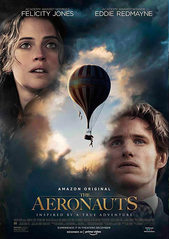 Билеты The Aeronauts (original version)* (PREMIERE)
