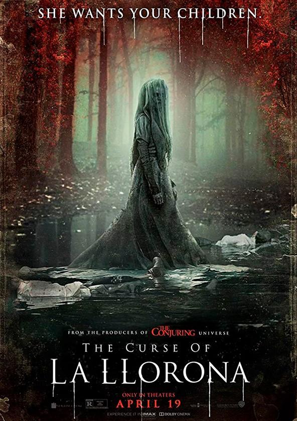 Билеты The Curse of La Llorona *(ORIGINAL VERSION) (PREMIERE)