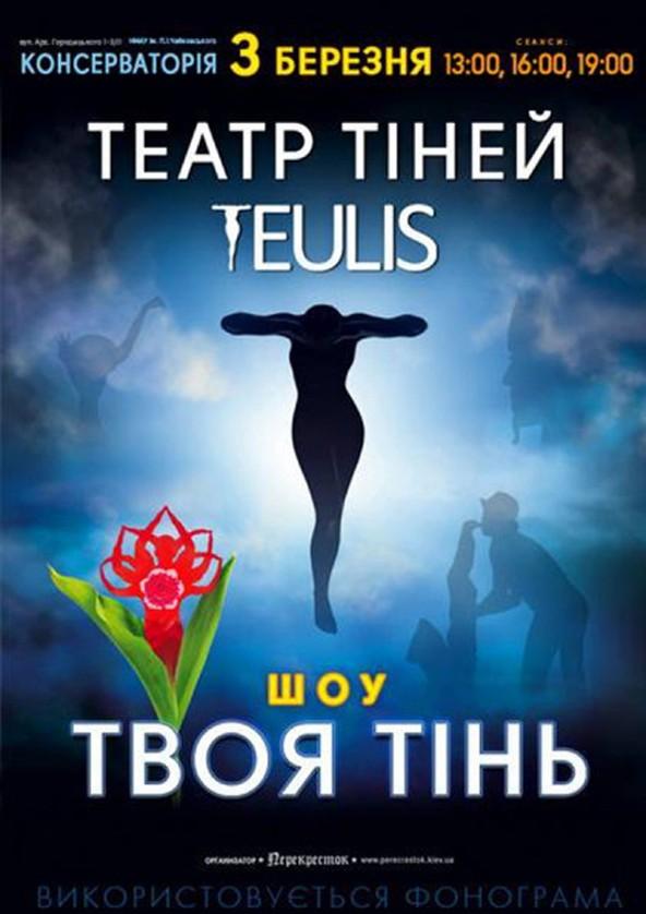 Билеты Театр теней TEULIS