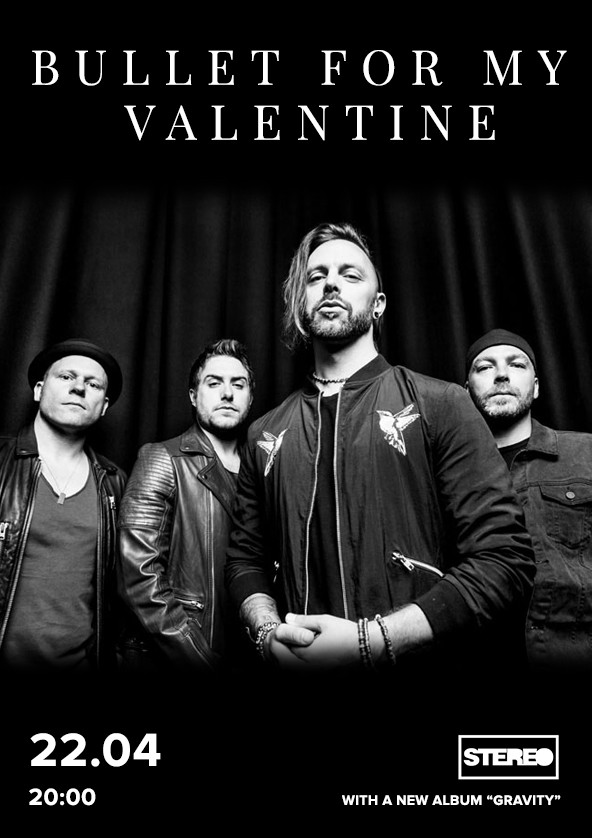 Билеты Bullet For My Valentine