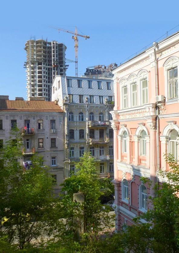 Билеты Дворики Киева