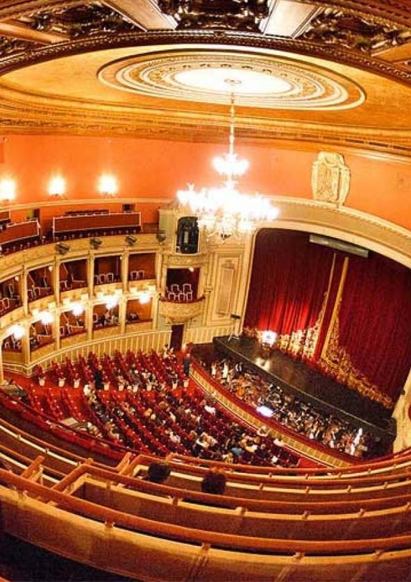 Билеты За кулисы киевской оперы
