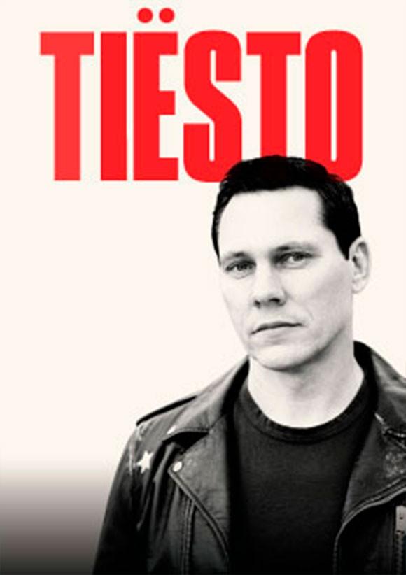 Билеты Tiesto