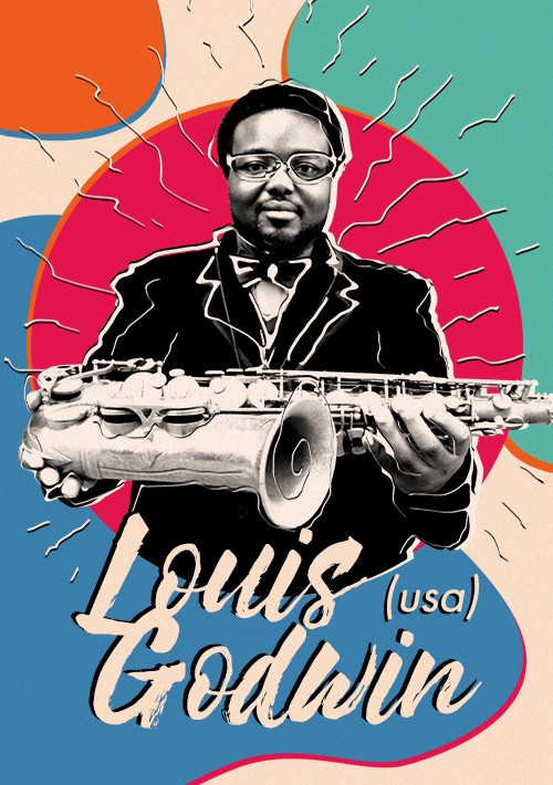 Билеты Godwin Louis (USA)