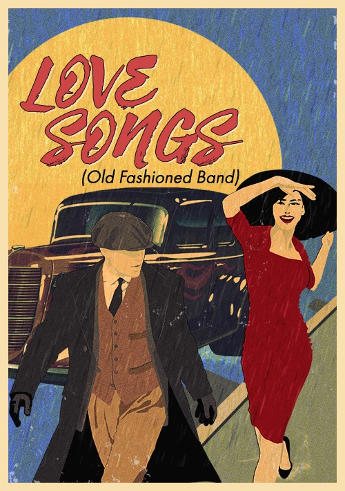 Билеты Love Songs — Old Fashioned Band