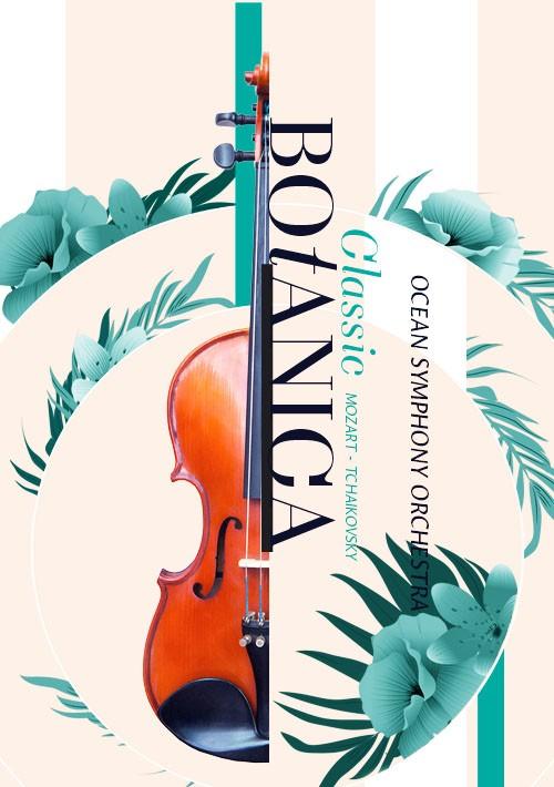Билеты Botanica Classic — Mozart & Tchaikovsky