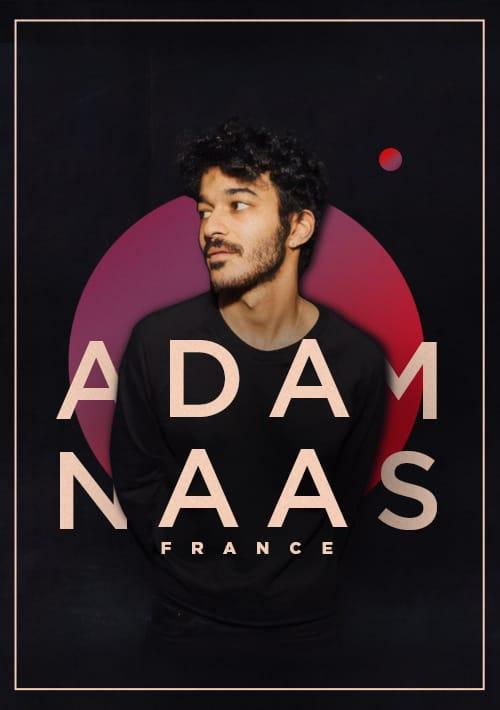 Билеты Adam Naas (France)