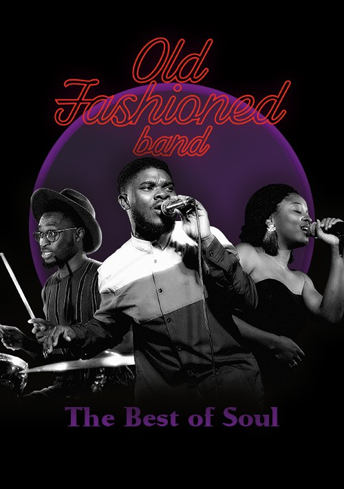 Билеты The Best of Soul - Old Fashioned Band