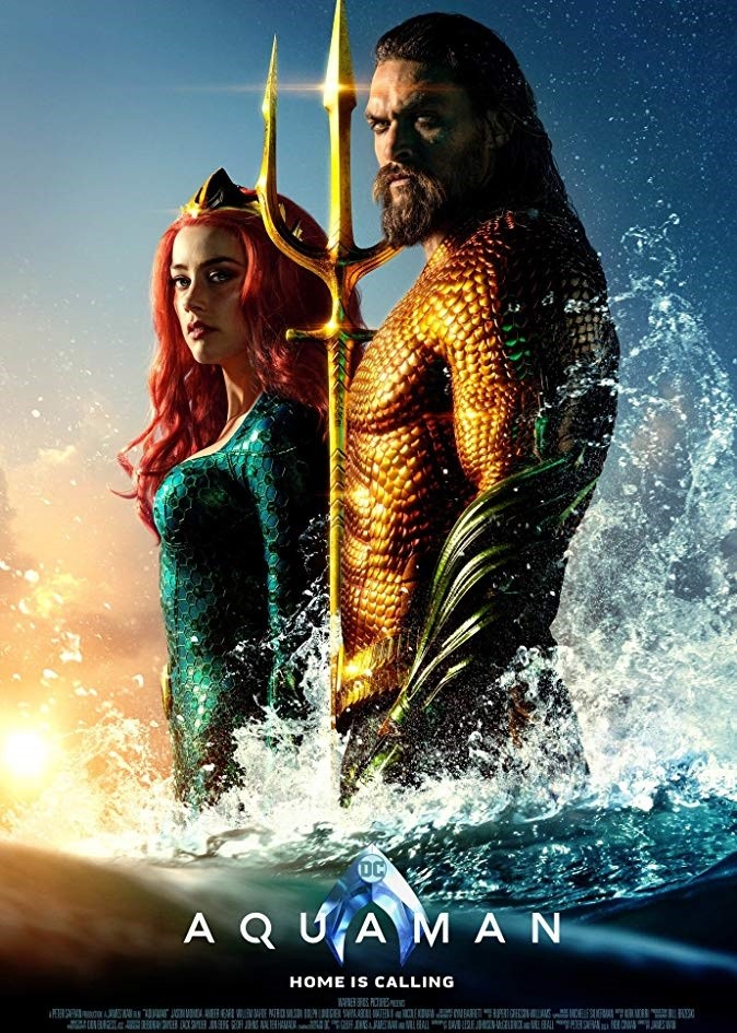 Билеты AQUAMAN (original version) (Premiere)*