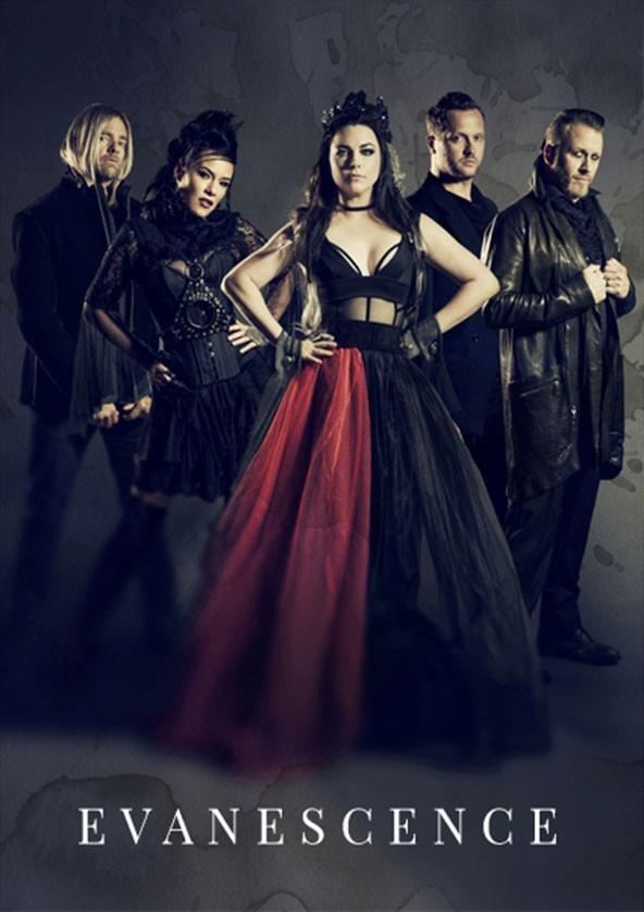 Билеты Evanescence