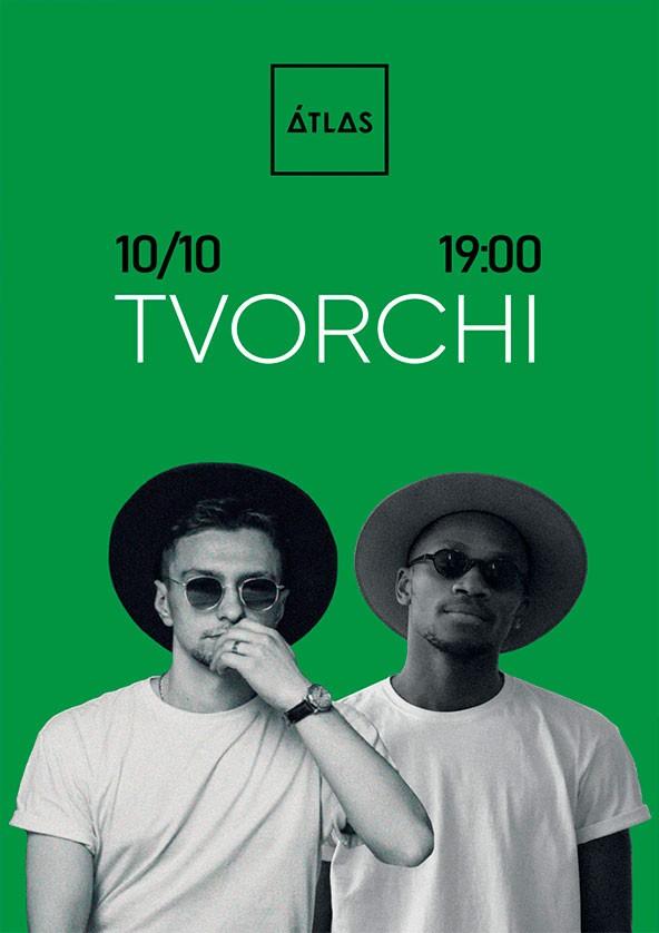 Билеты TVORCHI