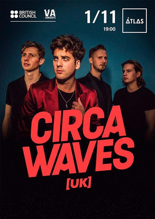 Билеты Circa Waves