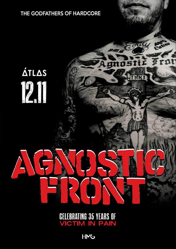 Билеты Agnostic Front