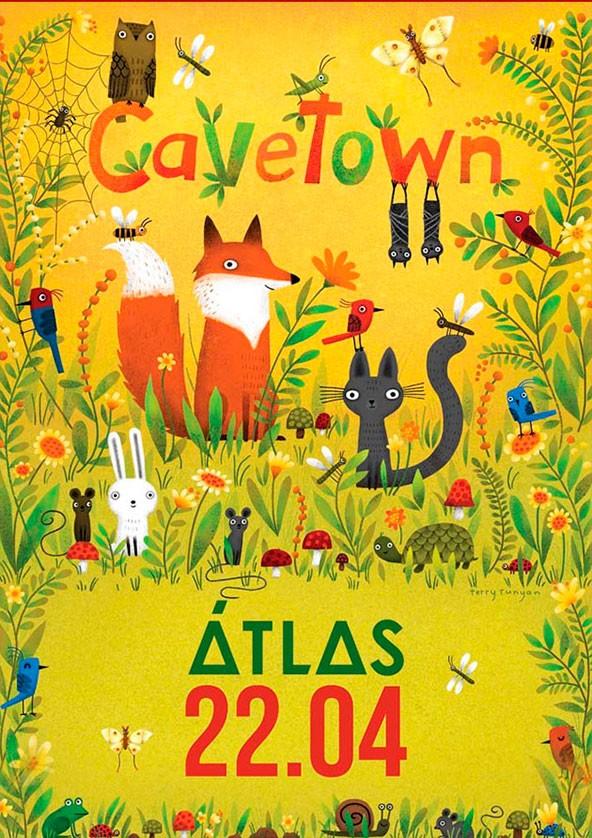 Билеты Cavetown